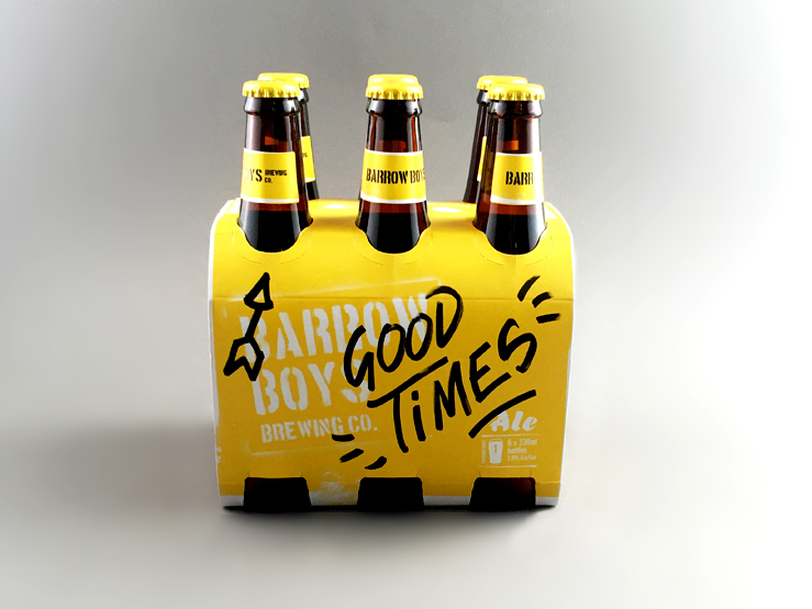 Good Times Pale Ale