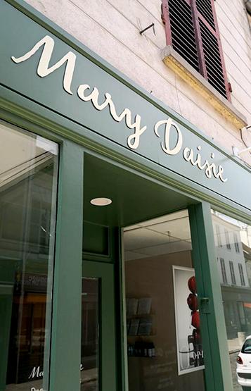 Mary Daisie